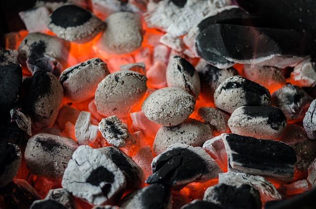 Andere heizen mit Kohle